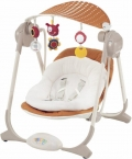 chicco-polly-swing-orange